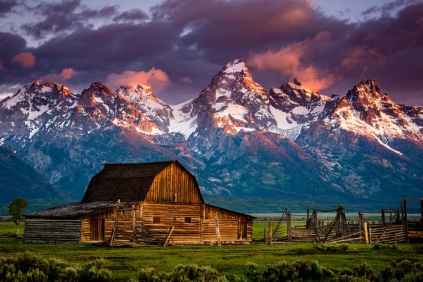 Usa grand ouest fly drive objectif yellowstone for Jackson wyoming alloggio cabine